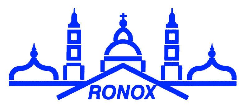 Bem-Vindos ao novo site da Ronox!